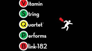 Vitamin String Quartet Performs Blink-182