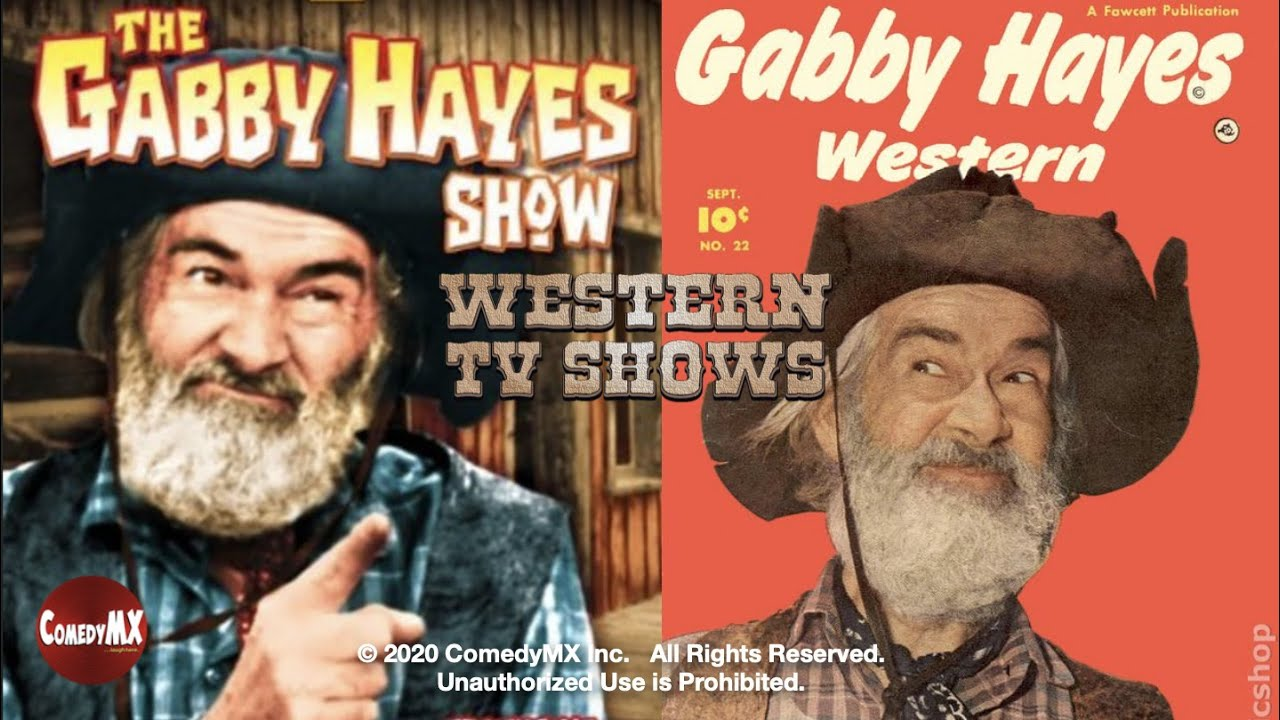 Download Gabby Hayes Show   George 'Gabby' Hayes   Season 1, Episode 6   Silver Skates