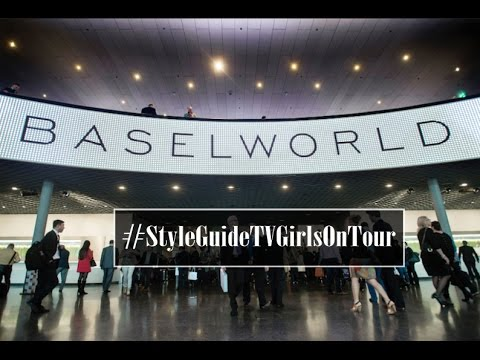 BASELWORLD 2015 with The Swatch Group Austria | StyleGuide TV