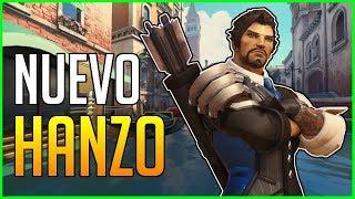 NUEVO HANZO Y NUEVO MAPA | RIALTO MAP | HANZO REWORK | OVERWATCH ESPAÑOL | AlphaPlays