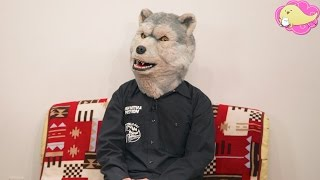 MAN WITH A MISSION Jean-Ken Johnny登場!究極の生命体のヒミツに迫る...