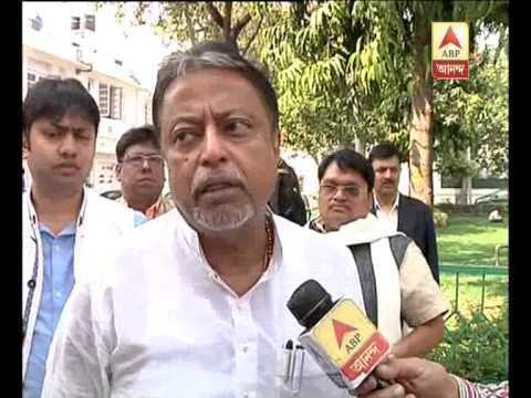 Mukul Roy speaks exclusively to ABP on TMC, Mamata, Shubhendu
