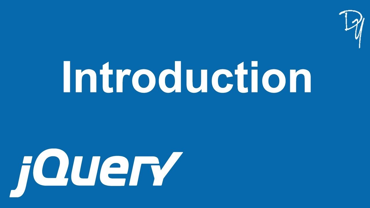 jQuery - Introduction - jQuery - DYclassroom | Have fun