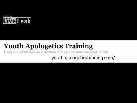 Two Episodes of Youth Apologetics Training (Slavery and Females)