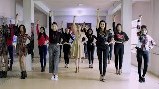 Miss Mizoram 2018 | This is me - Amtea | The Making