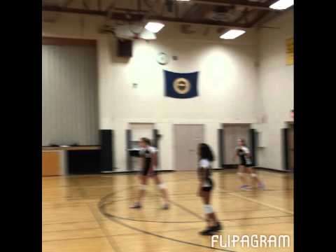 Fridley Middle School Volleyball