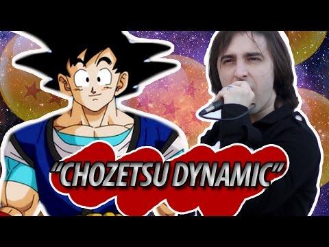 """Dragon Ball Super opening: """"Chozetsu Dynamic"""" (English)"""