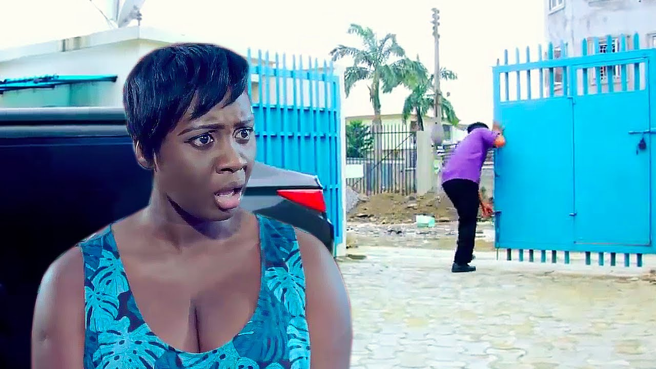 Download She Looked Down On Me nd Called Me A Poor Gateman Nver Knw I Was D Owner Of D House nigerian movies