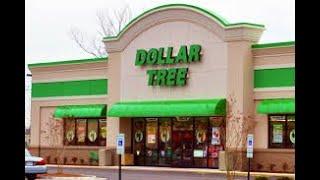 Shopping Inside Dollar Tree / Haul