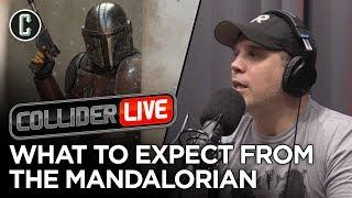 Will The Mandalorian Feel Like a Feature Film?