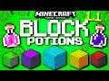 ✔️MCPE | POTION BLOCKS in Minecraft PE! [ONE COMMAND]