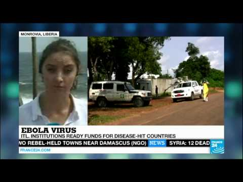 Ebola Virus: France 24 correspondent, Katerina Vitozzi reports on the worsening situation in Liberia