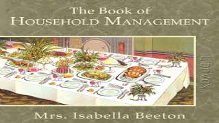 Book of Household Management | Mrs. Isabella Beeton | Animals, Cooking | Sound Book | 14/36