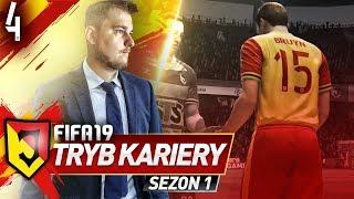 FIFA 19 | TRYB KARIERY ROAD TO GLORY | #04 - Wielki Rodney!