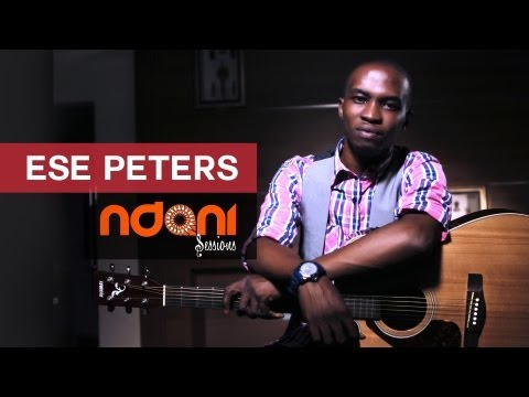 "Ndani Sessions - Ese Peters ""Stay With Me"""