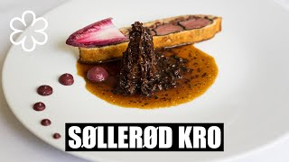A 50 Years-Old Michelin-Starred Restaurant!  – Søllerød Kro in Copenhagen