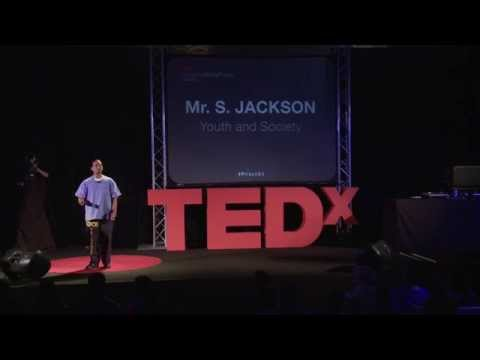 Youth and today's society | Sherman Jackson | TEDxIronwoodStatePrison