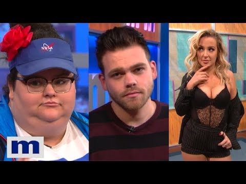Thumbnail: The Maury Show | Is Elijah Cheating on Christine with Tana?