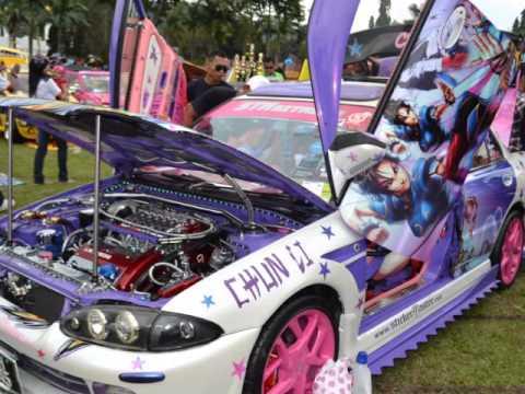 Autoshow Crew Crew N9 Motorsports Dan Kw Youtube
