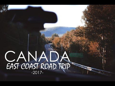 Canada East Coast Road Trip 2017
