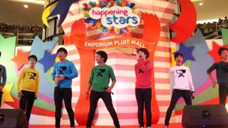 SM*SH (SMASH) - Senyum Semangat @ Emporium Pluit Mall (HD)