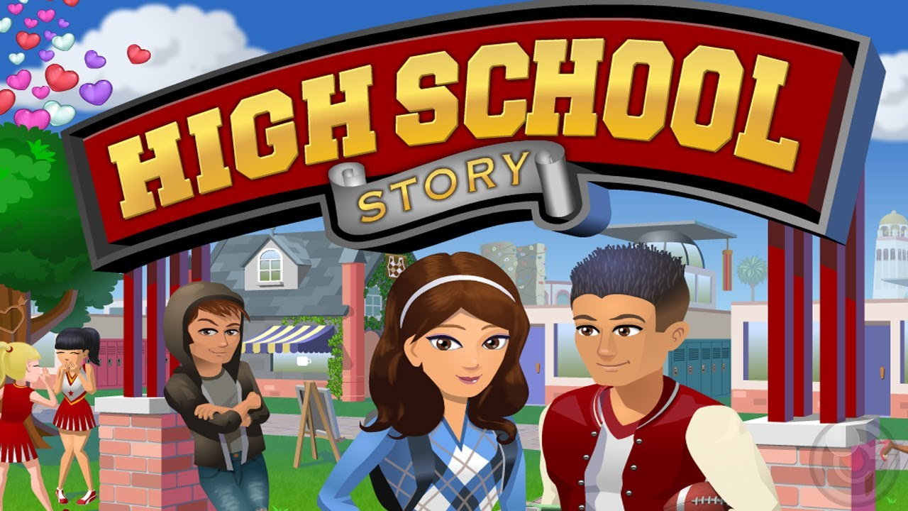 High School Story Iphone Ipod Touch Ipad Gameplay