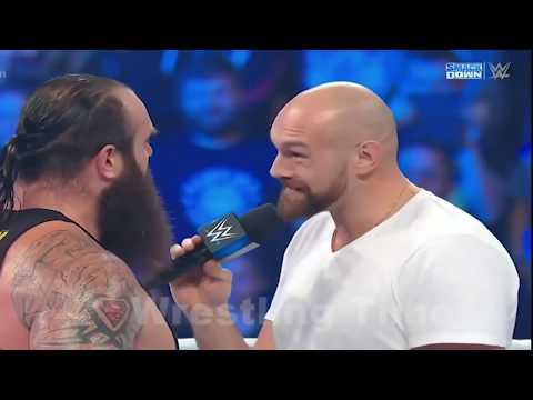 RAW VS SMACKDOWN