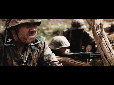 🇩🇪 ϟϟ Waffen SS German War Film ☆ - International Trailer  - 4K HD