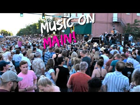 Music on Main - Bozeman Montana