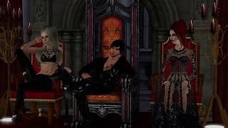 "Sims 3 cериал ""Королева ночи"" 2 СЕЗОН 2 серия"