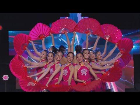 Jasmine Flowers On America's Got Talent