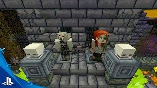Minecraft - Spooky Bundle Trailer | PS4 PS3, PS Vita