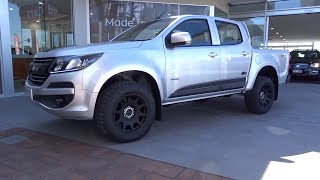2017 HOLDEN COLORADO Booval, Ipswich, Woodend, Raceview, Brisbane, QLD EHCUAA