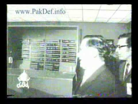 Pakistan - PAEC Chairman & Z.A Bhutto inaguration of KANUPP nuclear plant