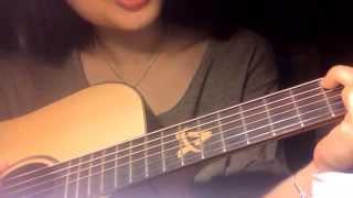 Chiếc lá cô đơn - Thủy Tiên( Guitar cover)