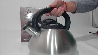 Чайник 3,0л KingHoff KH3269 - обзор
