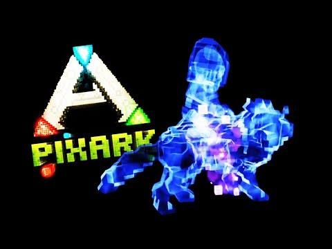 TAMING the Amazing Specter Wolf! - PixArk Gameplay - Best Pixark Creature