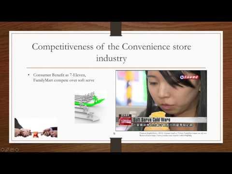 MGF3684 Case Presentation: 7 Eleven in Taiwan