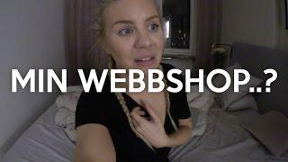 vlogg: VAD HÄNDER MED MIN WEBBSHOP? (hooked on you)