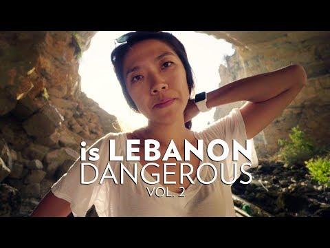 Is it dangerous to do a road trip in Lebanon?