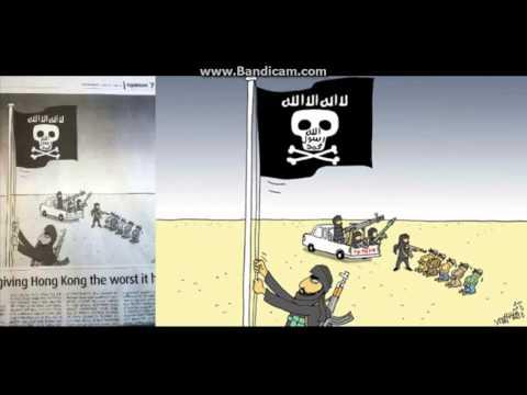 Indonesia's Jakarta Post rejects blasphemy claim over IS cartoon  World News