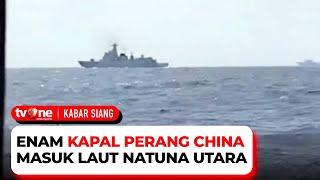 Download Kapal China di Laut Natuna, Perlukah Diberi Efek Jera? | Kabar Siang tvOne
