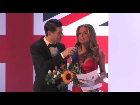Miss GB 2015   Interview with Zara Holland