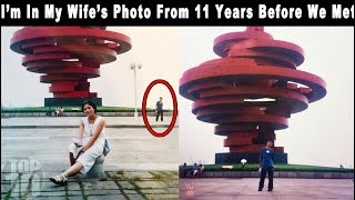 10 Mind Blowing Coincidences Caught On Camera!