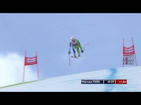 Marusa Ferk - SG WC St.Moritz, December 2017