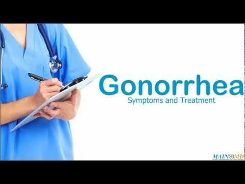 Gonorrhea ¦ Treatment and Symptoms