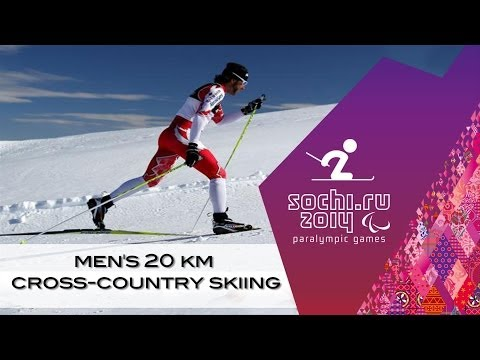 Men's 20km cross-country skiing classic standing  | Sochi 2014 Paralympic Winter Games
