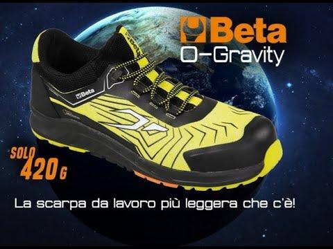 Scarpe Beta Mesh S3: Innovazione e Leggerezza Vendita Online
