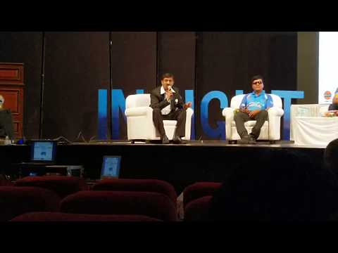 Stars Of Blind Indian Cricket Team at Insight Business Conclave