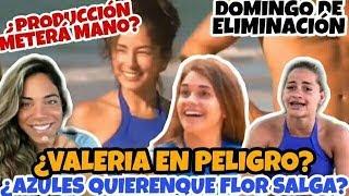 VALERIA en peligro de SALIRFlor saldra de EXATLON ESTADOS UNIDOS22 de marzo CAPITULO 53
